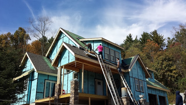boone green home builders